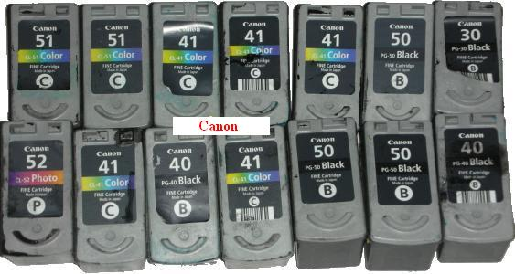 Canon CL51, color